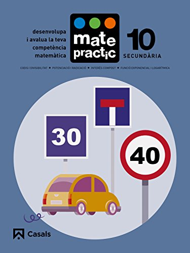 QUADERN Matepractic 10 SEC