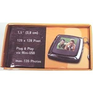 highpeq pv 115 digitaler bilderrahmen kamera. Black Bedroom Furniture Sets. Home Design Ideas