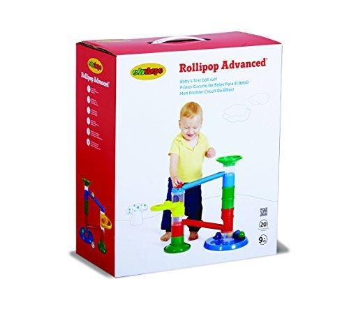 Edushape Rollipop Advanced Ball Drop Set by Edushape -