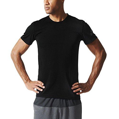 adidas Herren T-shirt Prime Drydye, Black, L, AI7476 (Feuchtigkeit Wicking T-shirts Für Männer)