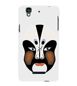Ebby Premium 3d Desinger Printed Back Case Cover For Micromax Yureka (Premium Desinger Case)