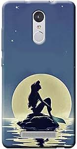 Fashionury Printed Back Case Cover For Xiaomi Redmi Note 3 -Print22684