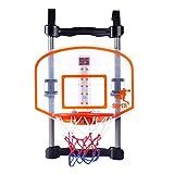 iVansa Upgrade Typ Hängenden Basketballkorb Set Box Kinder Indoor / Outdoor Mini Basketballbrett Kinder Freizeit Sport