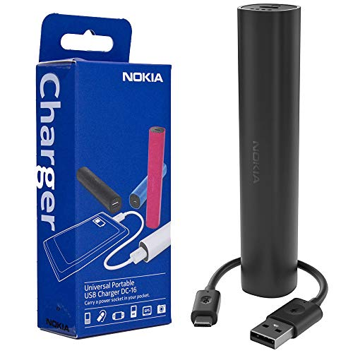 res USB-Ladegerät schwarz ()