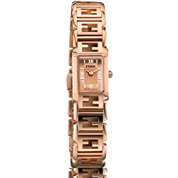Fendi Women's Quartz Watch F128270 with Metal Strap