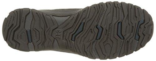 Cat Footwear - Science, Scarpe stringate Uomo Grigio (Mens Dark Cloud)