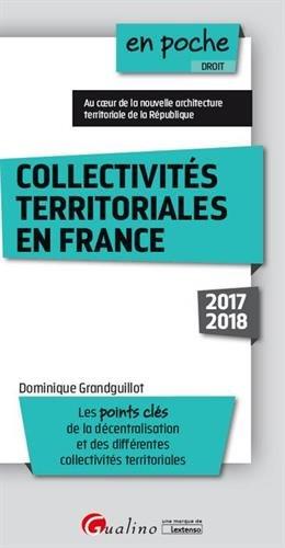 Collectivités territoriales en France