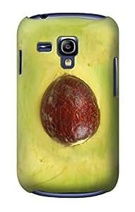 R2552 Avocado Fruit Case Cover For Samsung Galaxy S3 mini
