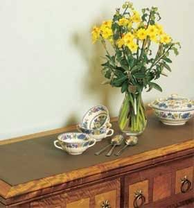 Furniture protector shelf liner