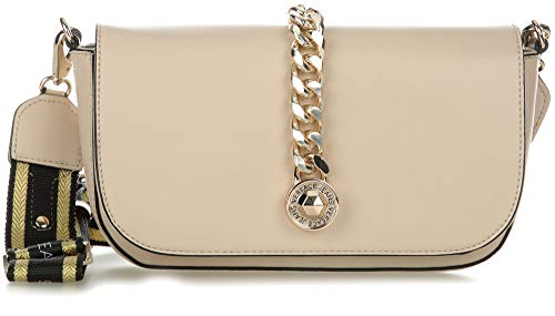 Versace Jeans Umhängetasche beige Versace Jacquard