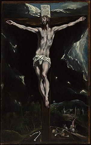 El Greco - Domenico Theotocopuli Christ on the Cross - Extra Large - Matte Print