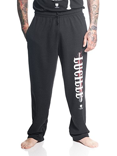 The Walking Dead Lucille Jogginghose schwarz Schwarz
