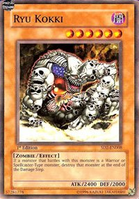 Ryu Kokki - Zombie Madness Structure Deck - Common [Toy] [Toy]