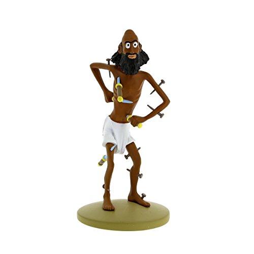 TIM UND STRUPPI Collector Figur in Window-Box - Tintin Figurines Résine - FAKIR