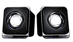 Hiper Song HS900 Speaker Portable PC/Mobile/Tablet Audio Speaker��(Black, 2.0 Channel)