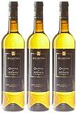Vin Blanc Alvarinho Quinta de Alderiz Bouteille de 75 cl - Lot de 3
