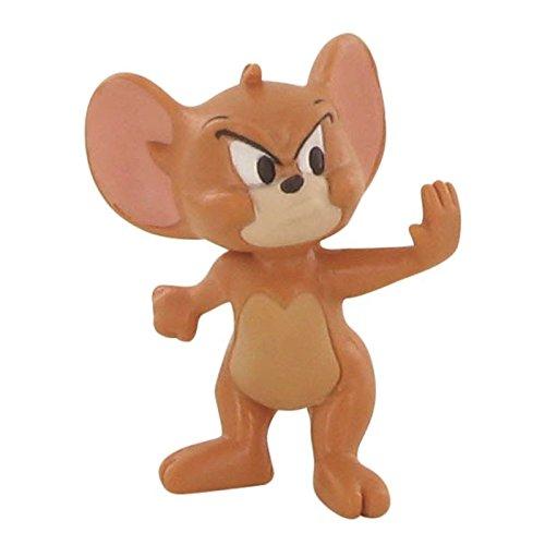 Comansi Y99652. Figura Pvc. Serie Tom y Jerry. Jerry Stop. 5,50 cm