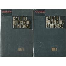 Calcul différentiel et intégral, 2 Tomes