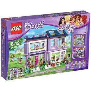 emmas familienhaus lego LEGO Friends 66526 - Friends Value Pack