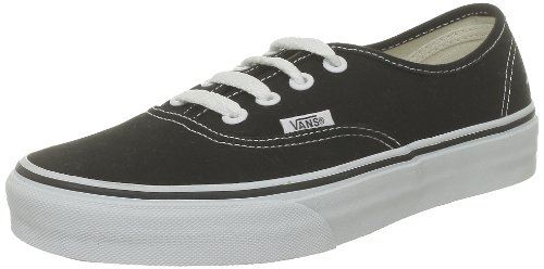Vans Authentic VEE332D Sneaker, Unisex Adulto Nero