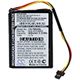 Replacement battery for TomTom One V4, One V4 Traffic, One V4 Classic, One V4 Assist, 4EE0.001.22