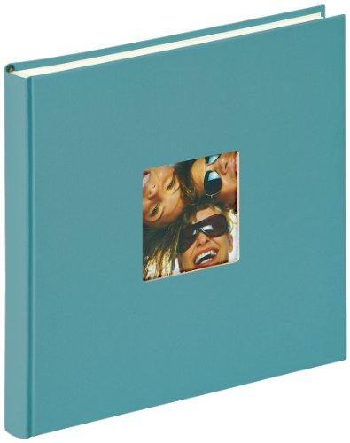 walther-design-fa-205-k-album-de-fotos-fun-26-x-25-cm-40-paginas-blancas-verde-con-el-corte-per-un-f