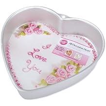 Wilton – Molde para tartas corazón ...