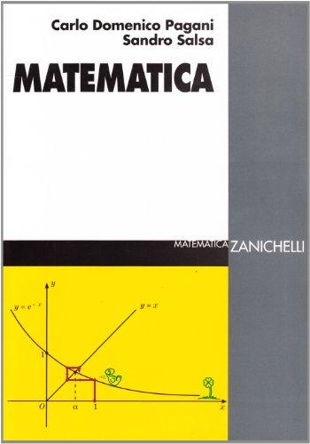 Matematica. Per i diplomi universitari