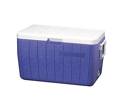 Coleman Glacière Rigide grand format 48QT Poly-lite Cooler - 46 litres - garde la glace jusqu'à 3 jours