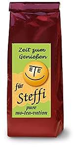 Steffi; Namenstee; Früchtetee