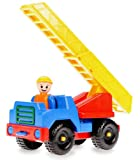 Lena 01422 - Kleine Robuste Feuerwehr, ca. 20 cm