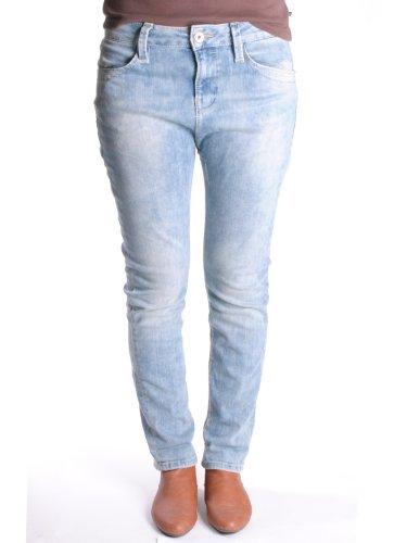 Fornarina Jeans Damen, light denim, 28