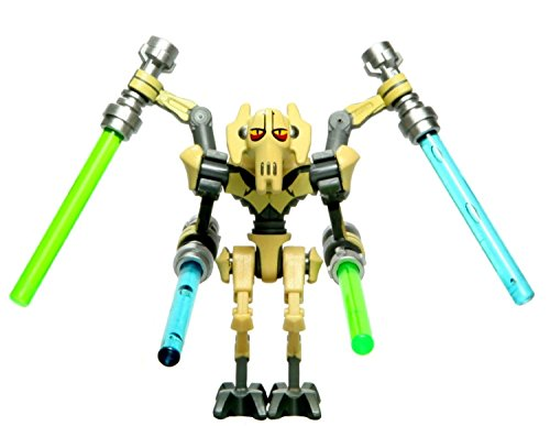General-Grievous-Clone-Wars-LEGO-Star-Wars-Figure
