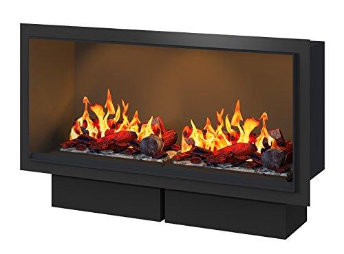 muenkel-Diseo-Wall-Fire-Electronic-Heat--Proteccin-de-chimenea-Myst-elctrico-900-mm--4000-W-potencia-de-calentamiento