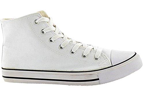 foster-footwear-stivaletti-da-ragazza-ragazzi-unisex-per-bambini-hi-top-white-28-eu-infant