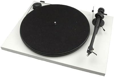 Pro-Ject 13207 Essential II Giradischi, Bianco al miglior prezzo da Polaris Audio Hi Fi