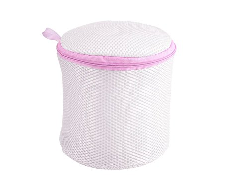 Kentop Wäschenetz Wäschesack Wäschebeutel für Waschmaschine BH-Waschbeutel Wäschesack Wäschebeutel Netzbeutel (Weiß)