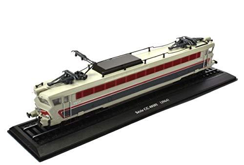 IXO/ALTAYA/ATLAS Lokomotive E-Lok Serie CC 40101 (1964) Frankreich Standmodell Maßstab H0 1:87 -