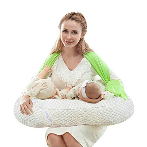 Pregnant woman pillow Oreillers d'allaitement Jumeaux, oreillers de bébé, Portable, Oreiller Anti-acarien Multifonction