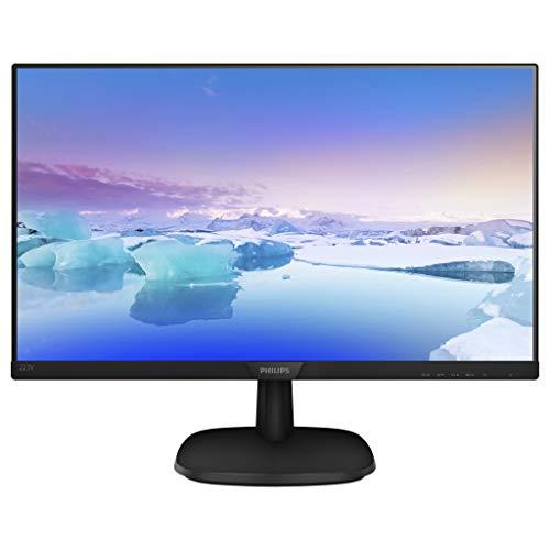 Philips 223V7QHAB/00 - Monitor LCD IPS de 21.5' con Flicker Free (resolución...