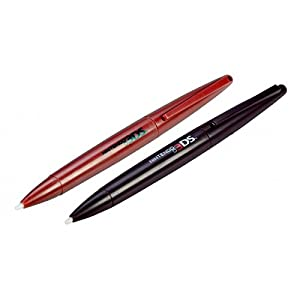 2 STYLUS KIT (PEN SHAPE) FOR NINTENDO DSI DSIXL 3DS 3DSXL NEW 3DS