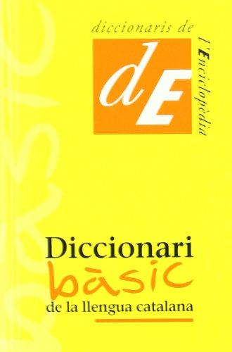 Diccionari basic de la llengua catalana (diccionaris de la llengua)