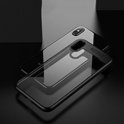 custodia iphone x auto focus