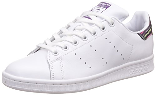adidas Damen Stan Smith Sneakers, Weiß