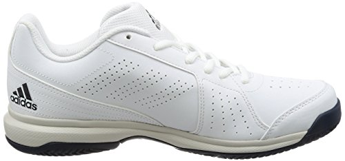 adidas Herren Approach Turnschuhe Weiß (Footwear White/Night Metallic/MYSTERY Ink)