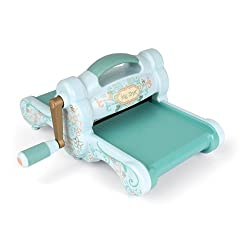 Sizzix Big Shot Machine, Powder Blue Teal