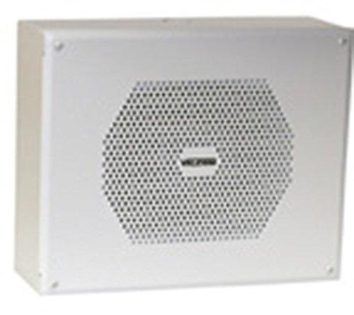 VALCOM vip-9880-ic informacast IP FlexHorn quadratisch Frontplatte,, weiß Lautsprecher-frontplatte