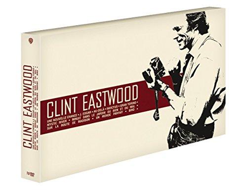 Clint Eastwood: Au-delà + Invictus + Gran Torino + Mystic River + Un monde parfait + Minuit dans le jardin du bien et du mal + Sur la route de Madison + Bird + J. Edgar + Une nouvelle chance [Édition Limitée]