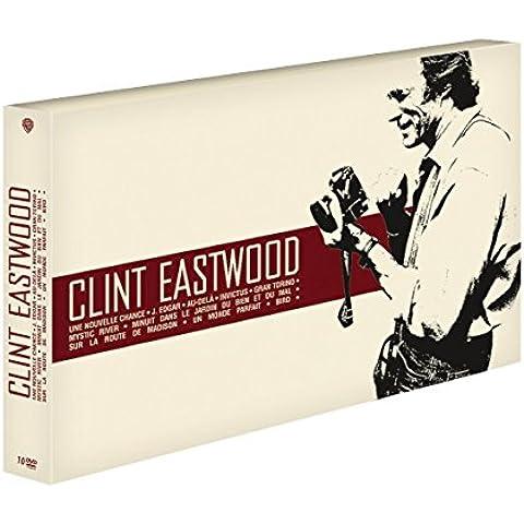 Clint Eastwood: Au-delà + Invictus + Gran Torino + Mystic River + Un monde parfait + Minuit dans le jardin du bien et du mal + Sur la route de Madison + Bird + J. Edgar + Une nouvelle