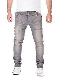 Yazubi Herren Sweathose in Jeansoptik Slim Fit